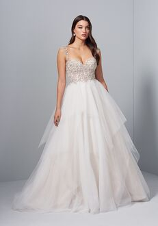 Lucia by Allison Webb 92002 SCARLETT Ball Gown Wedding Dress
