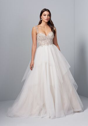 Lucia by Allison Webb 92002 SCARLETT Ball Gown Wedding Dress