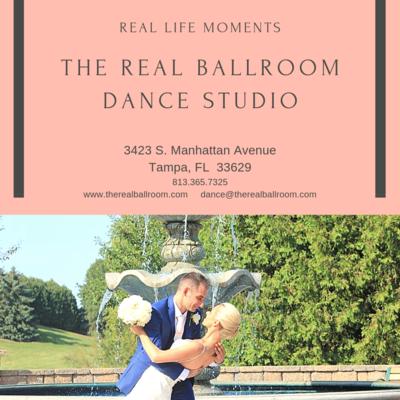 The Real Ballroom Dance Studio