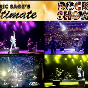 San Diego, CA 80s Band | Eric Sage's Ultimate Rock Show