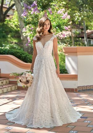 Jasmine Couture T212014 A-Line Wedding Dress
