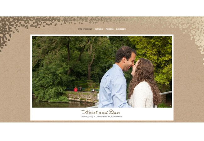 ariel-dan-wedding-website