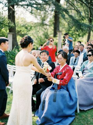 Family Traditions, Garden Ceremony