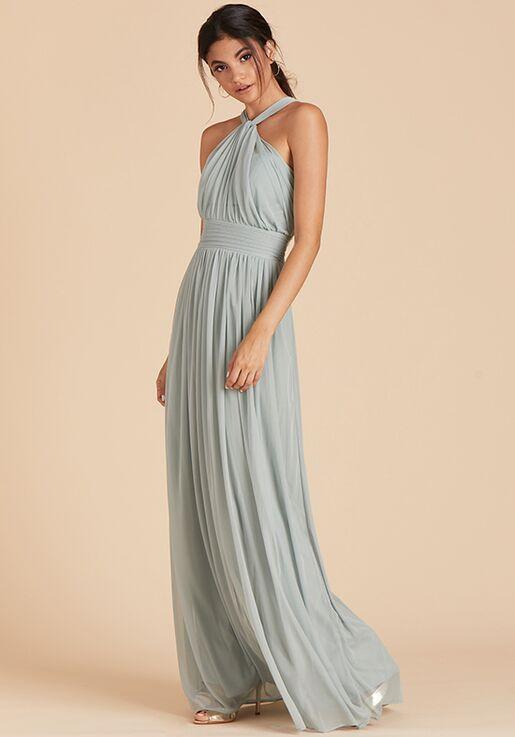 Birdy Grey Kiko Bridesmaid Dress Halter Bridesmaid Dress