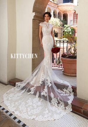 KITTYCHEN LENORA, H2036 Mermaid Wedding Dress