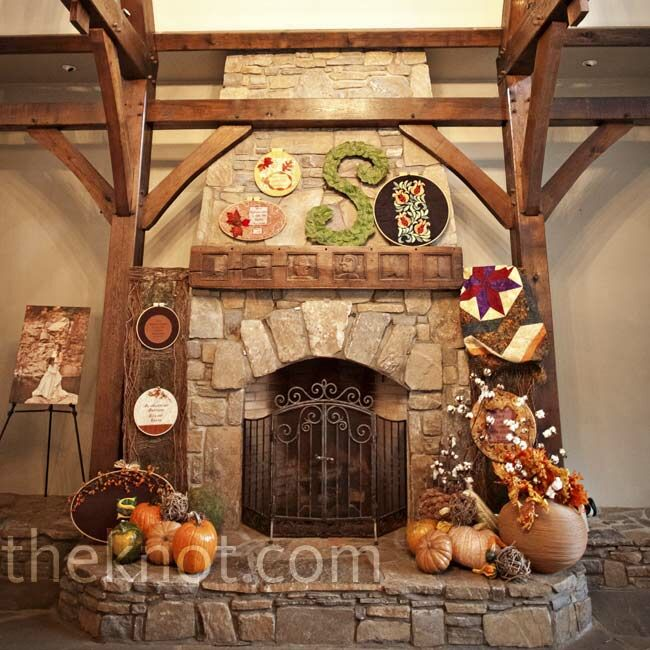 26 Rustic Wedding Ideas That Still Feel Elevated: A Rustic Autumn Wedding In Tuckasegee, NC