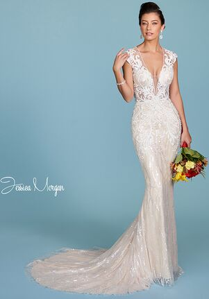 Jessica Morgan AFFECTION, J1986 Mermaid Wedding Dress
