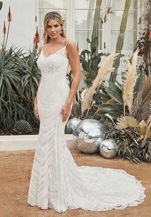 Beloved by Casablanca Bridal BL344 Hayden Mermaid Wedding Dress