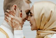 Not only did Yasmin and Zachary's wedding honor Egyptian Islamic traditions, the celebration also paid homage to the couple's shared love of Harry Pot