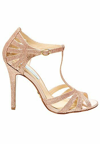 Blue by Betsey Johnson SB-TEE-Champagn Ivory Shoe