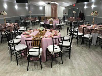 Tropical Paradise Banquet Hall