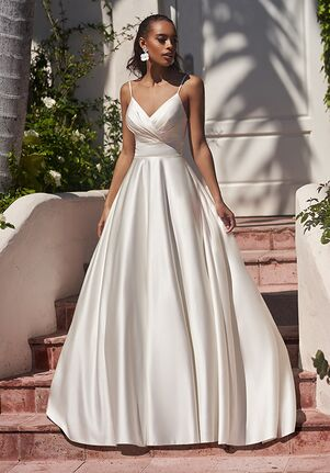 Moonlight Tango T921 A-Line Wedding Dress