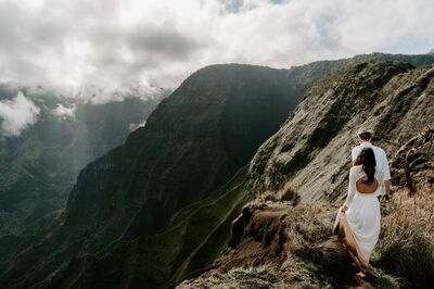 Aloha Zoe Photography | Adventurous Elopements