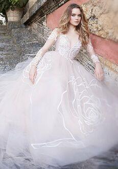 Jim Hjelm 8515 Ball Gown Wedding Dress