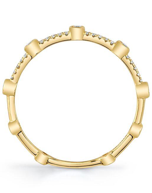 MARS Fine Jewelry MARS Jewelry 27265 Gold Wedding Ring