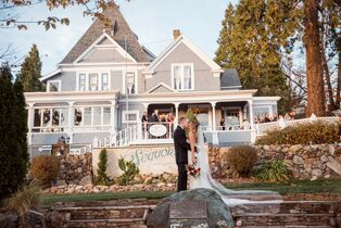 Wedgewood Weddings | Sequoia Mansion