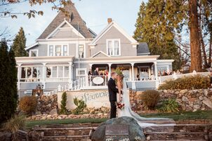 Wedding reception venues in sacramento ca the knot wedgewood weddings sequoia mansion junglespirit Gallery