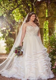 Essense of Australia D2169 Ball Gown Wedding Dress