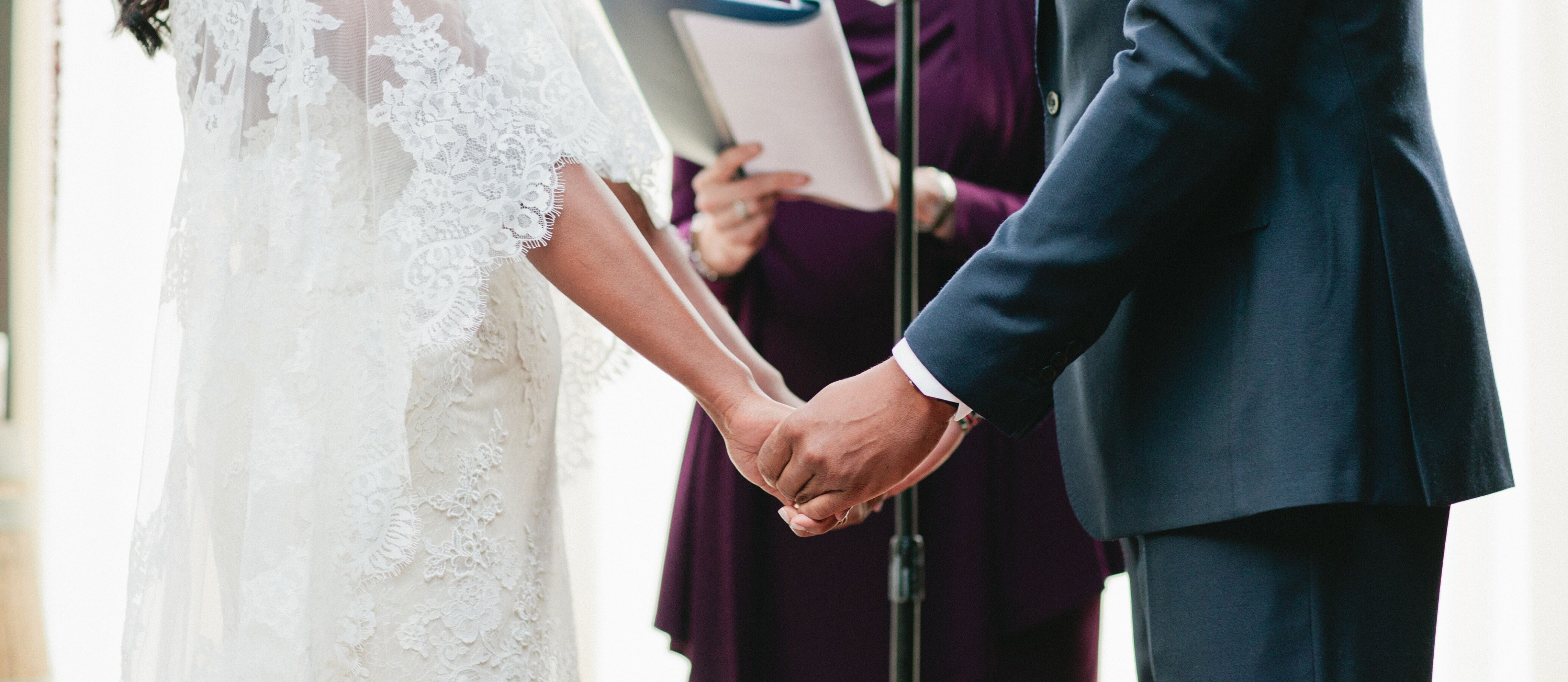 officiant + premarital counseling