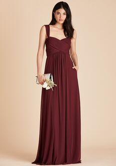 Birdy Grey Maria Convertible Dress in Cabernet Sweetheart Bridesmaid Dress