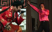 "Potomac, MD Elvis Impersonator | ""Elvis E"" and ""Richard as Neil"" - Tribute Artist"