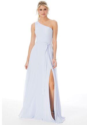 Morilee by Madeline Gardner Bridesmaids 1305 - Morilee by Madeline Gardner Bridesmaids One Shoulder Bridesmaid Dress
