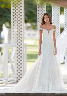 Aire Barcelona CALGARY Mermaid Wedding Dress