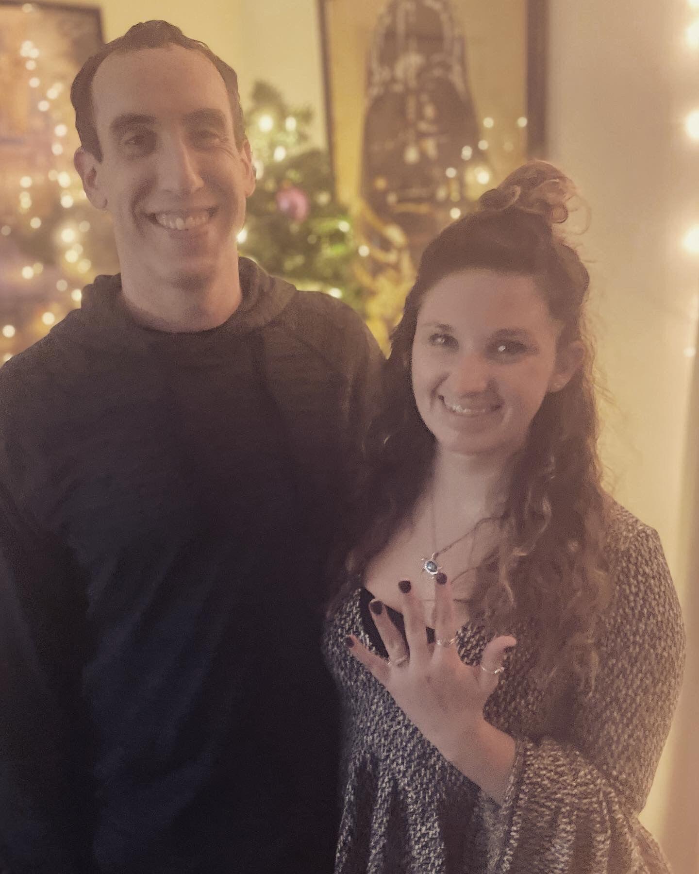 Image 1 of Danielle and Brett