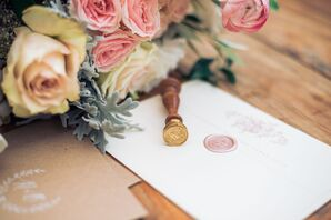 Personalized Wax Invitation Seal