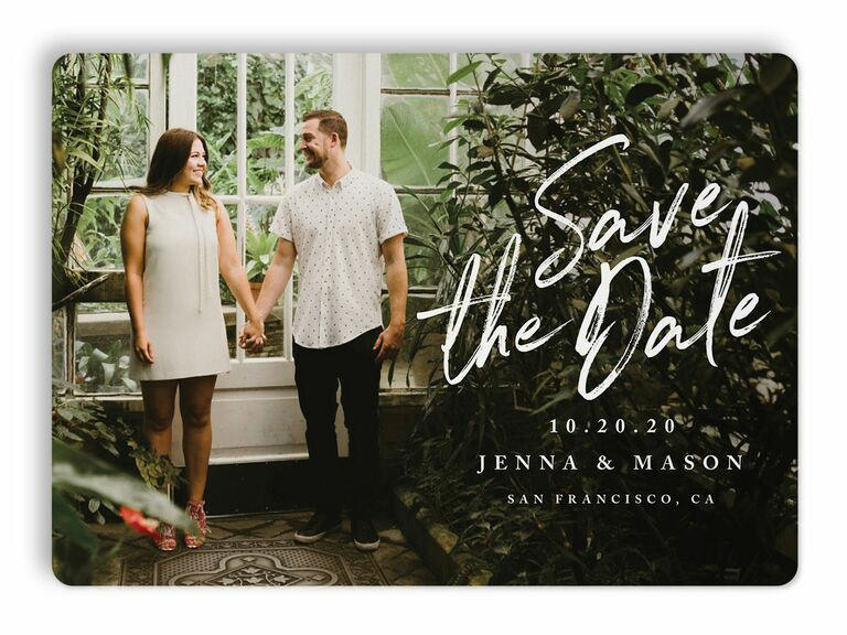 Personal save the date