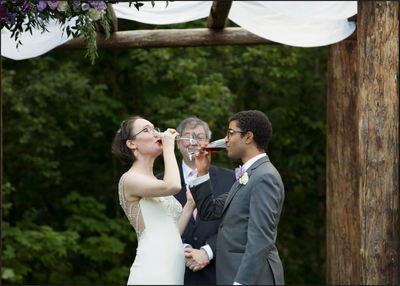 Stephen Laurie, Minister & JP: Your VT Wedding!
