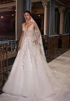 PRONOVIAS PRIVÉE ROGERS A-Line Wedding Dress