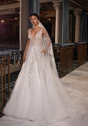 PRONOVIAS PRIVÉE ROGERS A-Line Wedding Dress