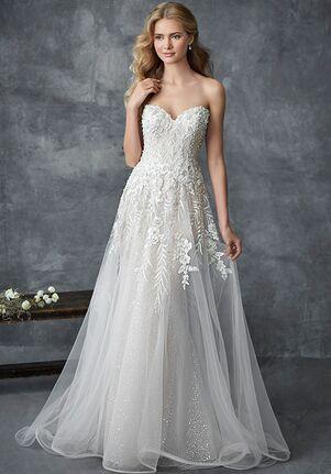 Kenneth Winston 1768 A-Line Wedding Dress