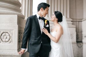 A Modern Chinese Wedding in Philadelphia