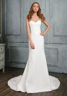 Justin Alexander Signature 99021 Sheath Wedding Dress