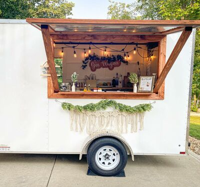 The Gin Wagon Mobile Bar Co.