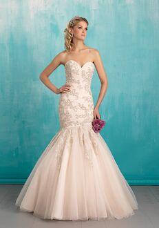 Allure Bridals 9300 Mermaid Wedding Dress
