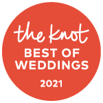 2021 The Knot Best of Weddings Award
