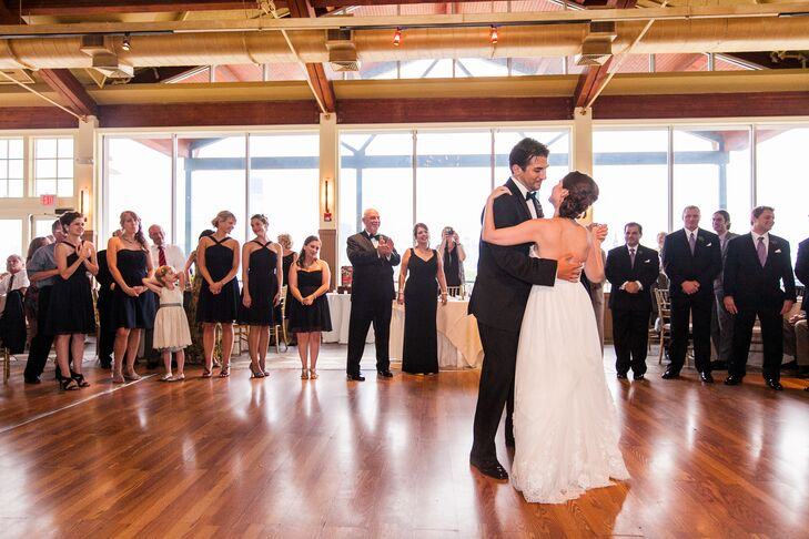 First Dance at the Liberty House