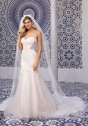 Beloved by Casablanca Bridal BL297 Tatum Mermaid Wedding Dress