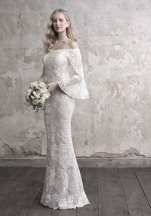 Madison James MJ462 Sheath Wedding Dress