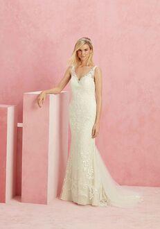 Beloved by Casablanca Bridal BL229 Intrigue Sheath Wedding Dress