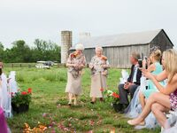 grandmother flower girls