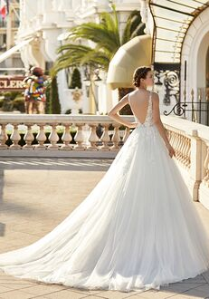 Aire Barcelona IRENKA Ball Gown Wedding Dress