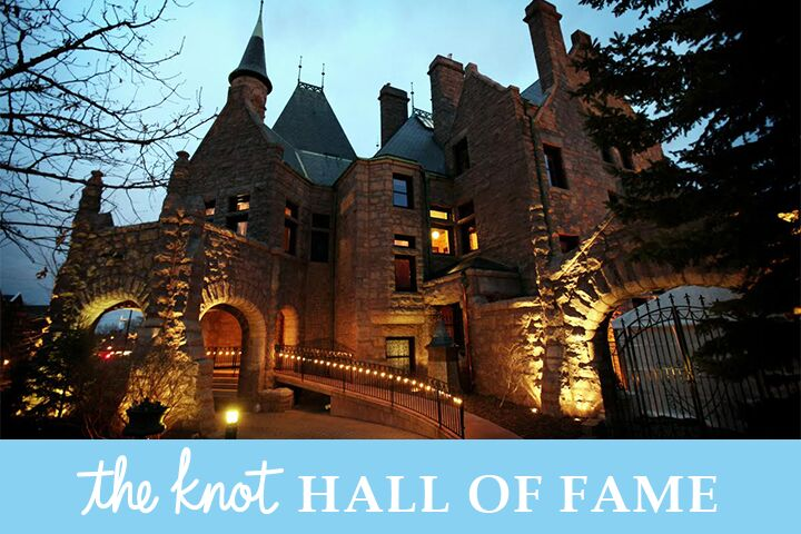Wedding reception venues in minneapolis mn the knot the van dusen mansion castle of the year must see junglespirit Image collections