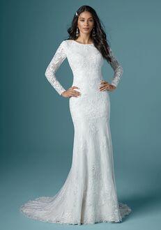 Maggie Sottero JORDANA Sheath Wedding Dress