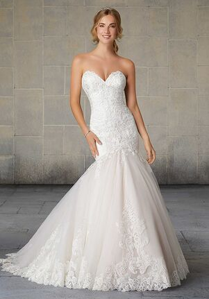 Morilee by Madeline Gardner Soleil 2129 Mermaid Wedding Dress