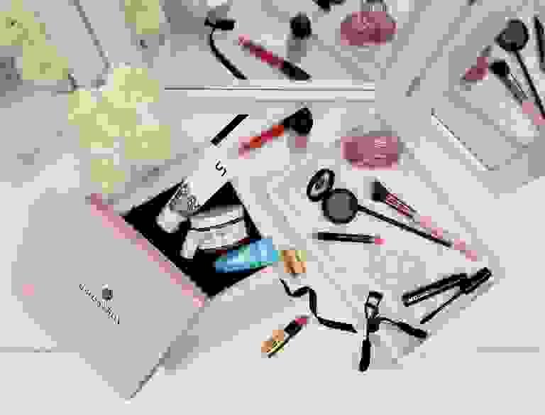 Glossybox beauty subscription box