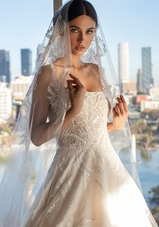 PRONOVIAS ALLYSON Ball Gown Wedding Dress